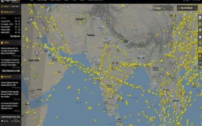 الفاتورة التي دفعتها شركات الطيران العالمية من التصعيد بين الهند وباكستان