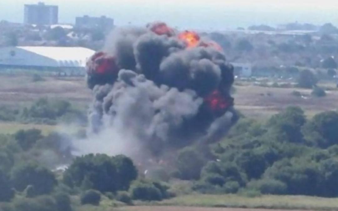 انفجار قوي يهز مصنع كيمياويات في شرق الصين وحصيلة الإصابات غير معروفة