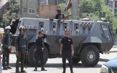 الأمن المصري يحبط محاولة استهداف محطة كهرباء في العريش