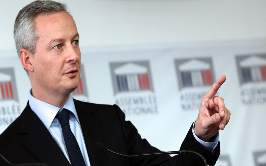 وزير المال الفرنسي: مصممون على فرض ضريبة على الشركات الرقمية رغم التحذيرات الأميركية