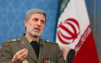 وزير الدفاع الإيراني يصل إلى موسكو للمشاركة في المؤتمر الدولي للأمن