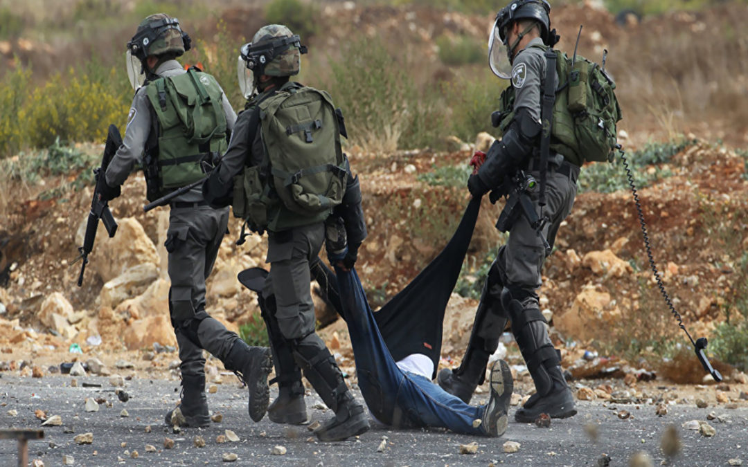 مقتل شابين فلسطينيين برصاص جنود إسرائيليين في مواجهات بالضفة الغربية