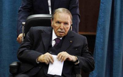 بوتفليقة يعرض ترك السلطة خلال عام في حال انتخابه