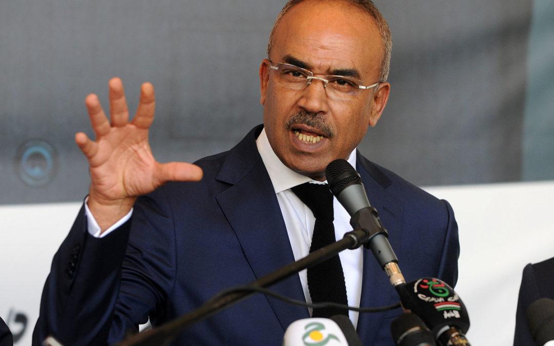 رئيس وزراء الجزائر: حكومة جديدة تضم كفاءات ستتولى المسؤولية لمرحلة قصيرة
