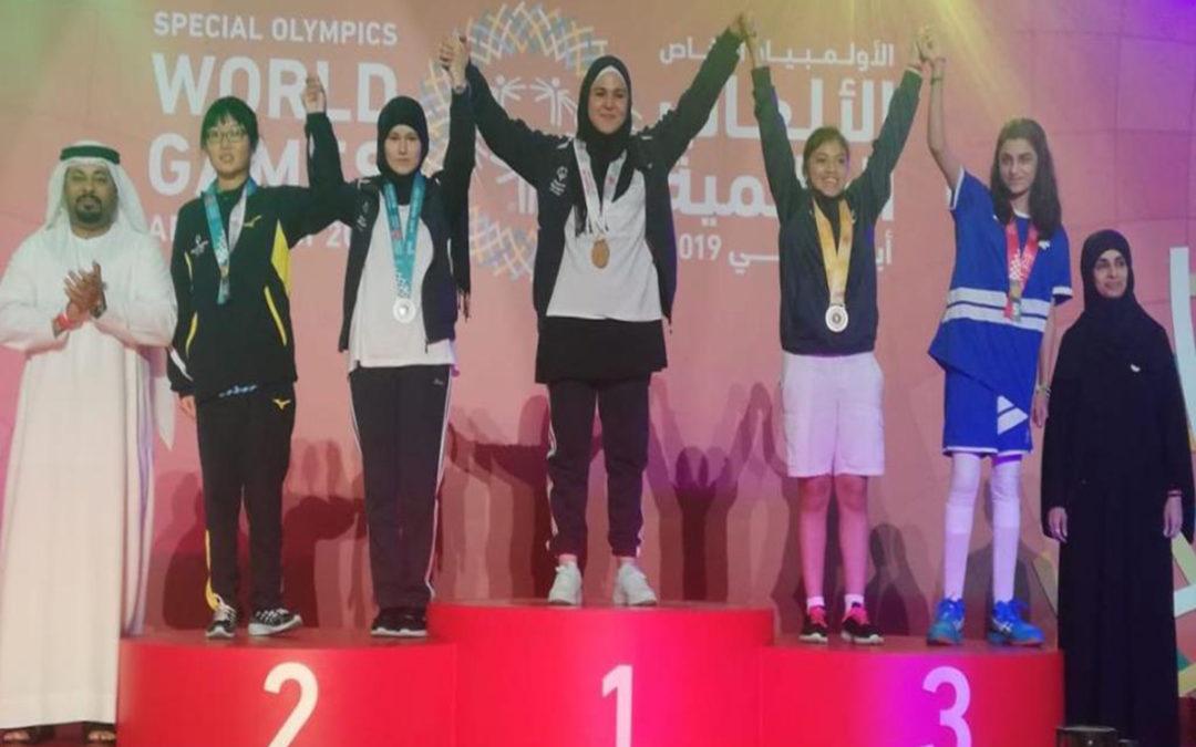 لبنان يحرز 29 ميدالية بالاولمبياد الخاص والبعثة تعود الجمعة الى بيروت