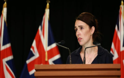 حكومة نيوزيلندا وافقت مبدئيا على تشديد قوانين ضبط الاسلحة