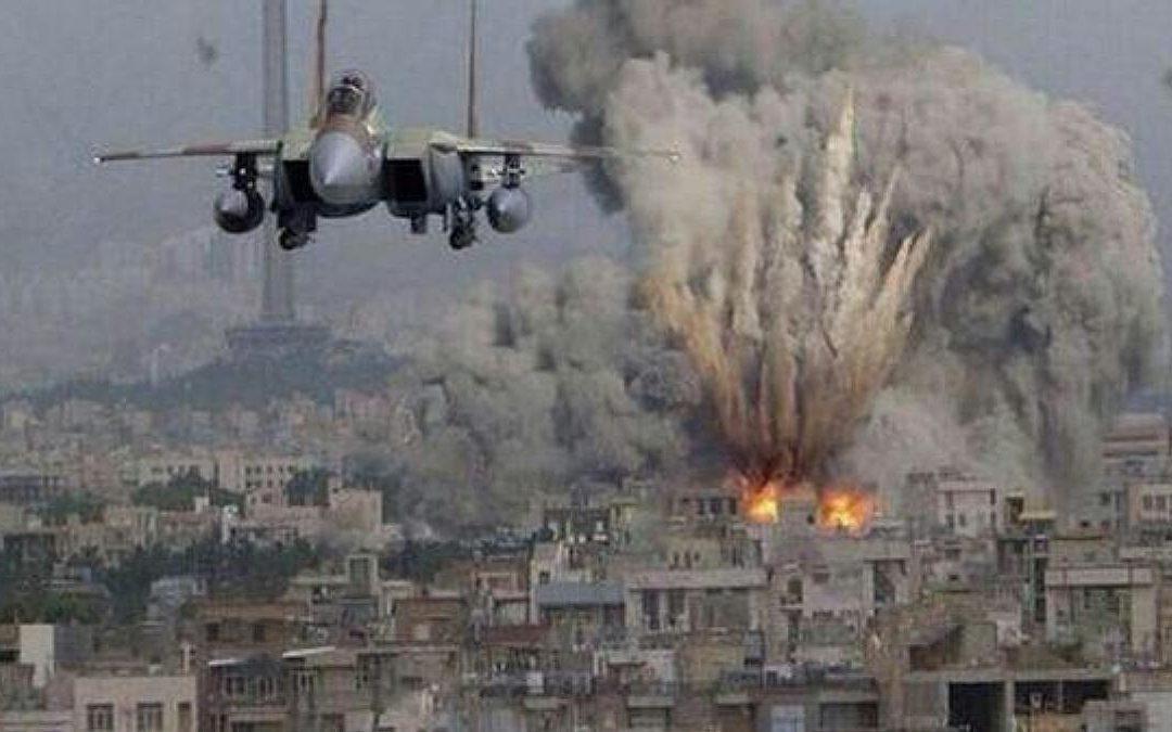 طائرات الاحتلال تستهدف مناطق في خان يونس ورفح