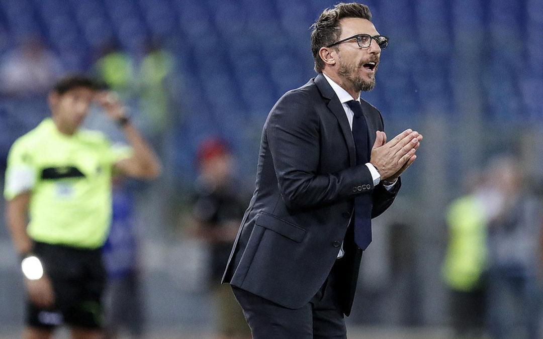 رسميا.. روما يقيل مدربه دي فرانشيسكو