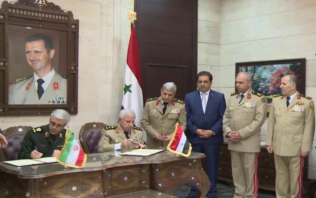 """وزير الدفاع السوري: الورقة المتبقية لدى واشنطن هي """"قسد"""" وسنتعامل معها"""