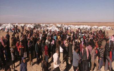 موسكو تدعو واشنطن للتعاون في حل مأساة اللاجئين السوريين في مخيم الركبان