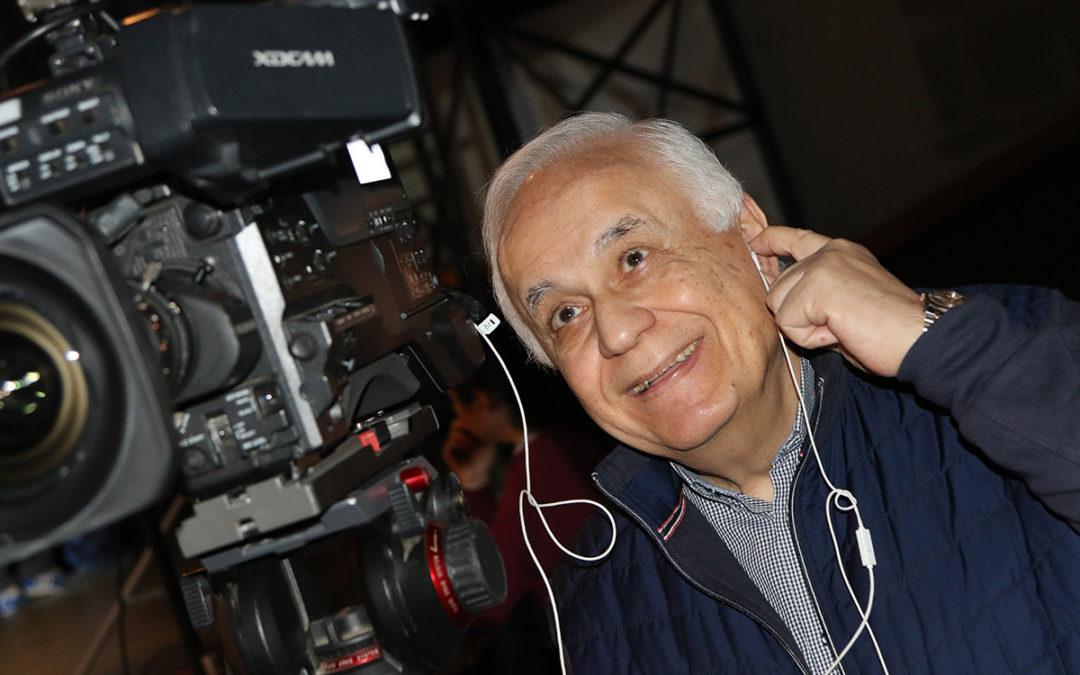 افتتاح مسرحية ع صوص ونقطة لمروان نجار في قصر المؤتمرات ضبيه