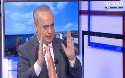 """وهاب يؤكّد عبر قناة """"الجديد"""" أن السلطة غير قادرة على محاربة الفساد وانتهاء سعد الحريري مسألة وقت والحريرية السياسية ستستكمل مع بهاء الحريري"""