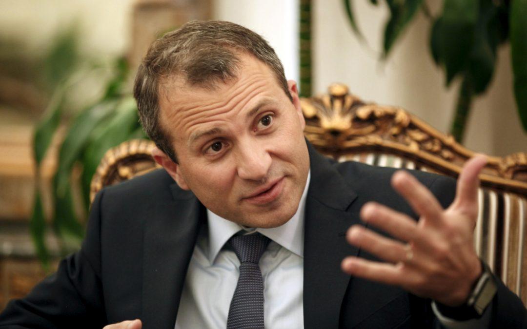 """""""الأخبار"""": باسيل عمم على سفارات لبنان طلب إلغاء تأشيرات اللبنانيين إلى الخارج"""