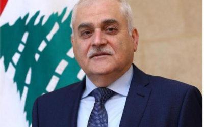 جبق: سندفع اموال المسشفيات الخاصة كما سنوقع عقوداً مع بعض الدول للاستشفاء في لبنان