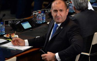 الرئيس البلغاري وصل الى بيروت في زيارة رسمية تستمر يومين