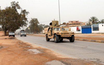 وقف النار في ليبيا بين الترحيب والتشكيك – د. جبريل العبيدي – الشرق الأوسط