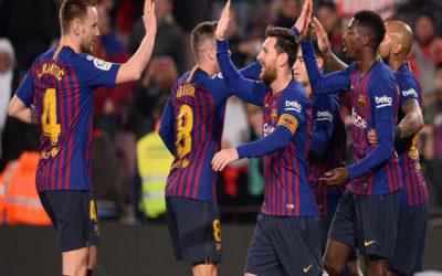 بشرى سارة لعشاق برشلونة قبيل مواجهة مانشستر يونايتد