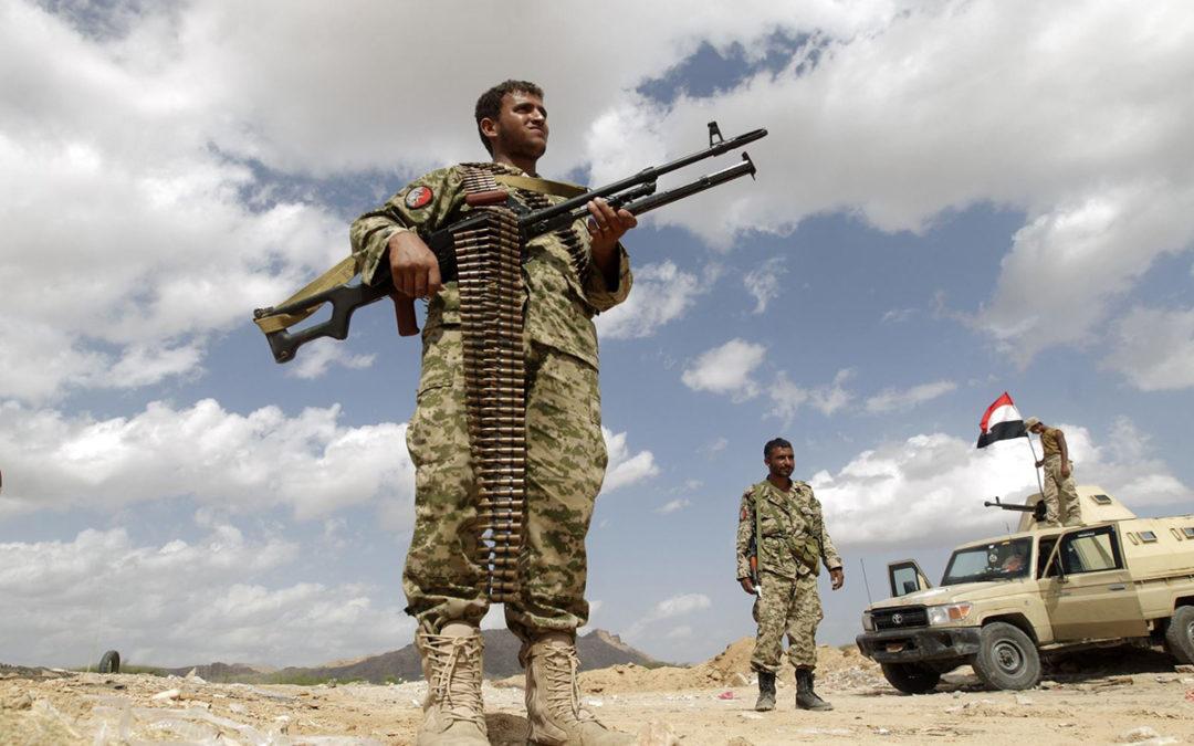 مقتل 4 جنود يمنيين بانفجار عبوة ناسفة في حضرموت