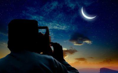 مركز الفلك الدولي..تحديد أول أيام عيد الفطر بالعالمين الإسلامي والعربي