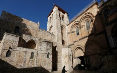 كنائس القدس الثلاث تتفق على ترميم كنيسة القيامة