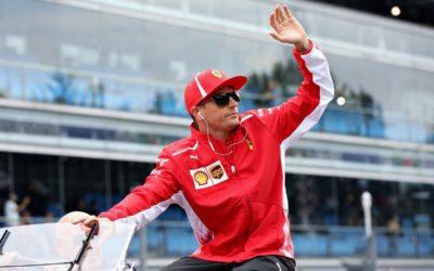 رايكونين لا يستبعد تجديد عقده في الفورمولا 1