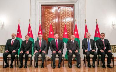 استقالة وزراء في الاردن تمهيدا لتعديل حكومي