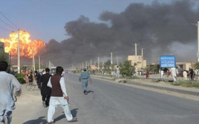 انفجار قوي هز وسط كابول صباح اليوم