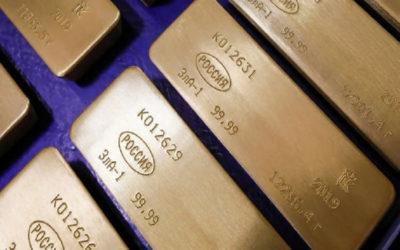 الذهب يستعيد بريقه ويعود للارتفاع فوق 1780 دولار للأوقية