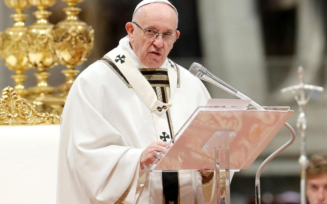 البابا في اليوم العالمي للممرضين: لتحسين ظروف عملهم وضمان حقوقهم