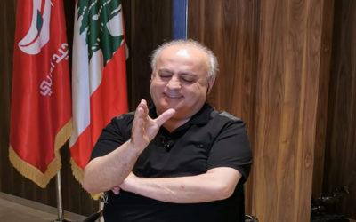 """وهاب لقناة """"روسيا اليوم"""": الإستقالات تمثيل في تمثيل والمجلس النيابي معطّل منذ الطائف حتى اليوم والجميع مسؤول عن كارثة مرفأ بيروت"""