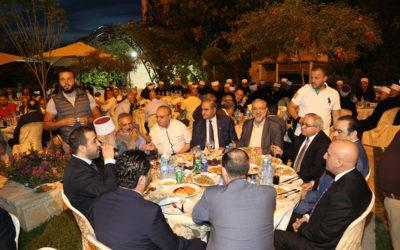 وهاب كرّم إرسلان وأولم على شرفه: نحن مع المقاومة والجمهورية الإسلامية الإيرانية في مواجهة الموقف الأميركي الظالم في أي ساحة وأي مواجهة
