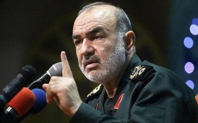 الحرس الثوري الإيراني: لا تفاوض مع العدو