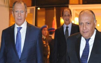 موسكو تعلن عن لقاء بصيغة 2+2 بين وزراء دفاع وخارجية روسيا ومصر في 24 يونيو
