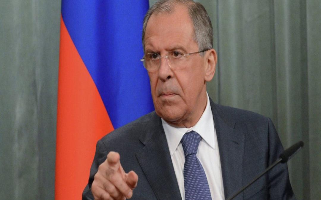 لافروف يحذر الولايات المتحدة من خطر دعم الانفصاليين في سوريا