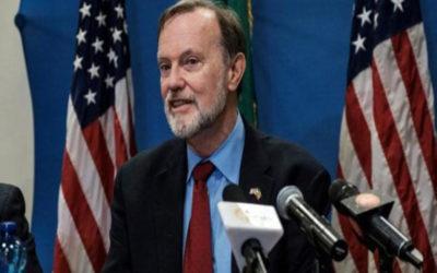 مبعوث أميركي سيزور الخرطوم للدعوة إلى استئناف الحوار