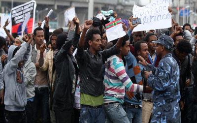 18 قتيلا على الأقل في تظاهرات لإقامة منطقة جديدة في إثيوبيا