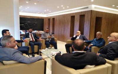 الديمقراطي اللبناني يزور التوحيد العربي وتأكيد على وحدة الجبل وأمنه واستقراره