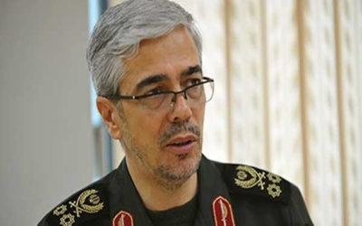 القوات المسلحة الإيرانية جاهزة لمساعدة منكوبي زلزال إزمير