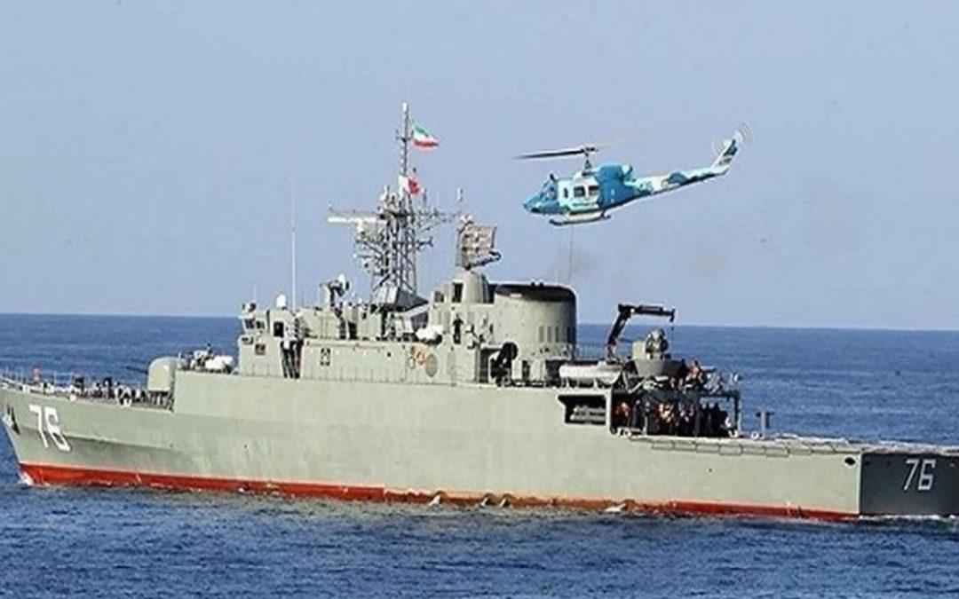 """سفينة """"ايران ساويز"""" تتعرض لحادث في البحر الاحمر"""