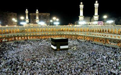وصول أكثر من مليون حاج إلى السعودية