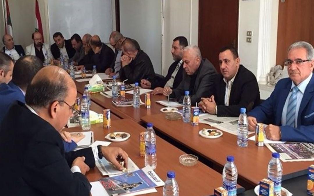 لقاء الاحزاب نوه باجراءات الحكومة لتأمين عودة اللبنانيين ودعم الاسر الاكثر فقرا