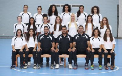 لبنان يستهل مشواره الآسيوي أمام الهند في بطولة الشابات لكرة اليد