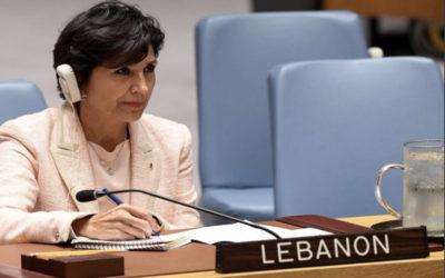 لبنان يشكو الانتهاكات الاسرائيلية أمام مجلس الأمن