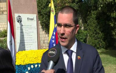 فنزويلا تتهم الولايات المتحدة بالسعي الى تخريب محادثات السلام