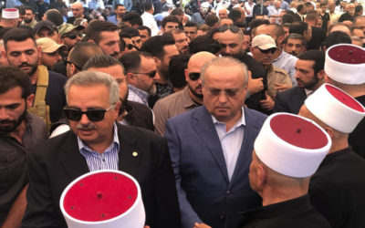 وهاب من الرملية: الخوف من تحويل جريمة قبرشمون للمجلس العدلي يدين المحرضين على الجريمة