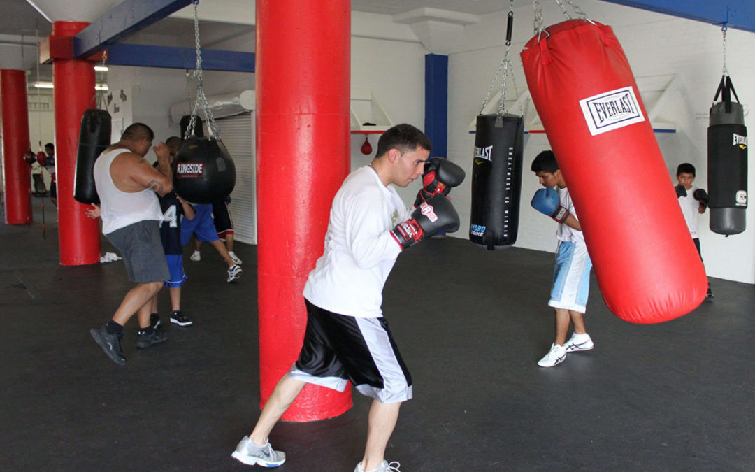 الملاكمة مفيدة للعقل والعضلات والقلب وتقليل الوزن