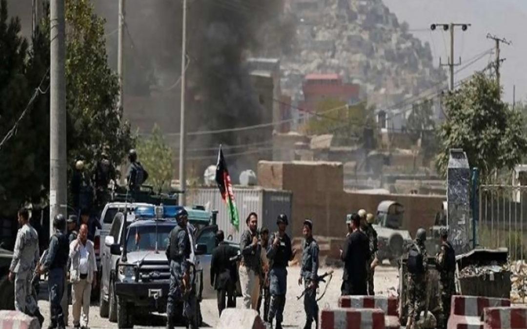 إصابة أكثر من 100 مدني في تفجيرات شرق أفغانستان