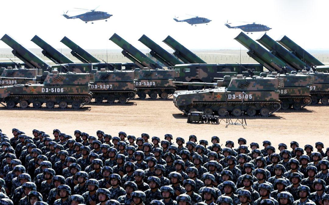 الصين تحضر عرضا عسكريا ضخما في الذكرى السبعين لقيام النظام الشيوعي