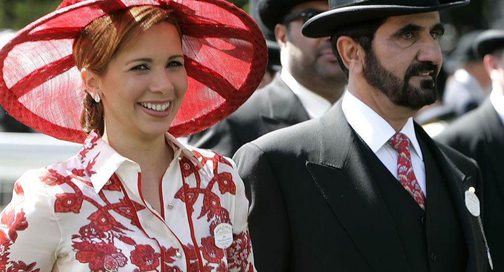 أمير أردني ينشر صورة بصحبة زوجة حاكم دبي