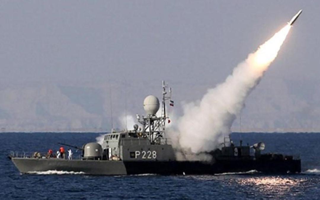 طهران نشرت مدمرة بحرية مزودة بأنظمة صواريخ كروز طويلة المدى في خليج عدن